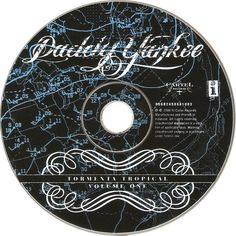 Caratula Cd de Daddy Yankee - Tormenta Tropical Volume 1