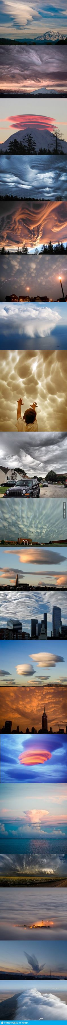 awesome clouds