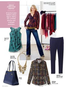 Cabi Fall 2014 Bonus Book - Style Tips and Suggestions - Cabi www.annetate.cabionline.com