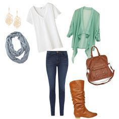 """College Clothes 9"" by dylanelise on Polyvore"