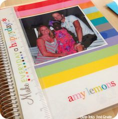 Step into 2nd Grade with Mrs. Lemons: The #eclessonplanner that changed my world :)