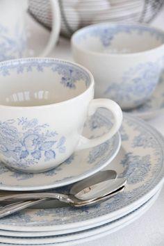 Burleigh Blue Asiatic