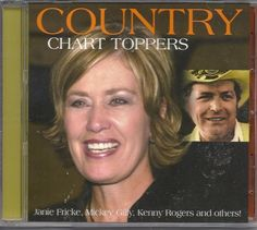 COUNTRY CHART TOPPERS CLASSIC LEGENDARY COUNTRY MUSIC ARTISTS CD - NEW #ClassicCountry