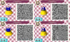 Aeyvi: Animal Crossing: QR Codes!