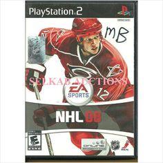 NHL 08 EA Sports Play Station 2 Game disc PS2 PS/2 NTSC U/C used 014633356779 on eBid Canada