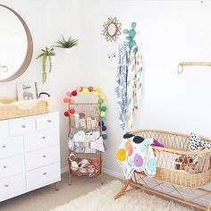 This eclectic shared boys nursery is . Thanks for sharing with us @nataliedarlingblog. Want to be featured? Tag #projectnursery.