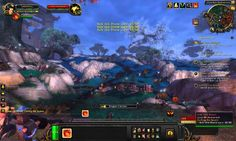 WoW Quest: Cutting the Swarm