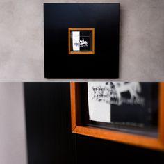 Cornice in legno. #wood #frame #detail #cornici #legno #retuscornici #frameshop
