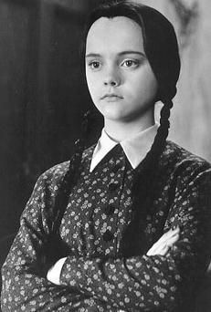 Addams Family's Wednesday Addams