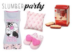 """""""Untitled #213"""" by craryshaelyn ❤ liked on Polyvore featuring George, Presto and slumberparty"""