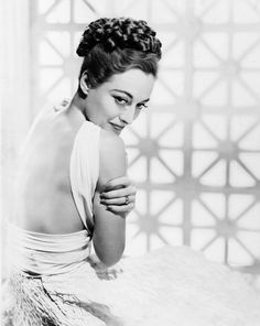 Joan Crawford fotogr