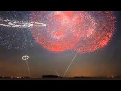 I fuochi d'artificio più belli del mondo - YouTube
