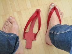 Barefoot Sandals realized and customized by our customer. #barefoot #barefootsandals #men #fashion #style #artigianato #sandali