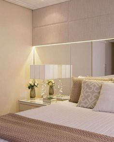 Elegant Interior Designs ∘・゚ Home Bedroom, Modern Bedroom, Bedroom Decor, Home Decor Furniture, Bedroom Furniture, Plafond Design, Room Inspiration, House Design, Decoration