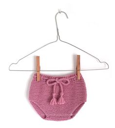 Ravelry: Cubrepañal Boho Baby pattern by Marta Porcel Baby Dress Patterns, Baby Clothes Patterns, Baby Knitting Patterns, Crochet Bikini, Knit Crochet, Diaper Cover Pattern, Baby Kind, Boho Baby, Knitting For Kids