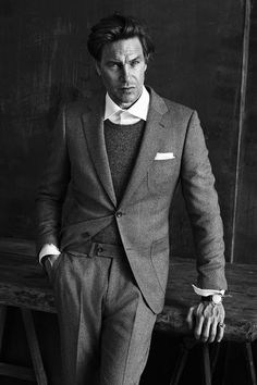 Andre Van Noord for The Tailoring Club