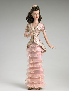 Brenda Starr | Diversion at Dinner | Tonner Doll Company.  I have this on a different Tonner doll.