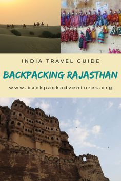 Backpacking Rajasthan India: a travel guide - Backpack Adventures India Travel Guide, Asia Travel, Vietnam Travel, Travel Abroad, Weather In India, Travel Destinations, Travel Tips, Budget Travel, Travel Guides