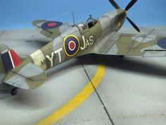 Supermarine Spitfire Mk.IXc 7