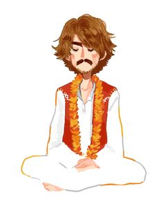 "awjoj: ""They don't know, they can't see, are you one of them?"" — George Harrison"