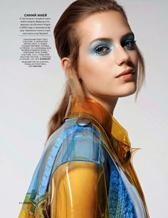Vogue Russia September 2014, Esther Heesch