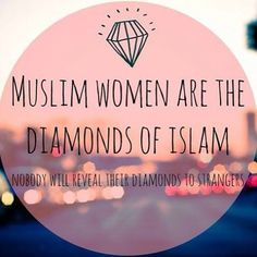 Islamic Quotes about Women : what is the status of women in islam ? what rights does islam gives to women ? in this article we will see in detail what Quran , Hadith , Prophet Muhammad (PBUH) said about women and her status . Women In Islam Quotes, Islam Women, Muslim Quotes, Woman Quotes, Religious Quotes, Modesty Quotes, Hijab Quotes, Best Islamic Quotes, Inspirational Quotes For Women