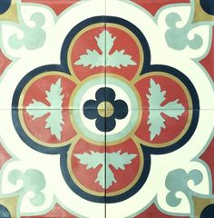 Lorraine – SH5001-8 | Lili Cement Tiles