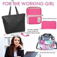 Great Workday or school day combo:-) #thirtyonegifts #organizedchics