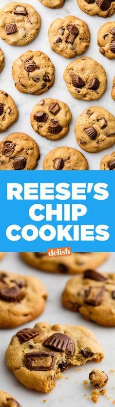 Reese's Chip Cookies