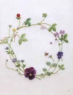 ISSUU - Embroidery four seasons gardening de vlinderieke