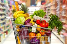 People say it's expensive to eat healthy. But a grocery cart full of bad health is way more expensive long term. How to shop for nutrition and good health!
