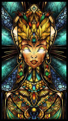 Nefertiti | Mandie Manzano