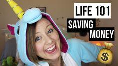 Life 101 Saving Money - ErinTheInsomniac