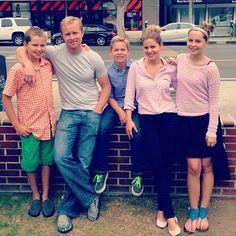 Wives and Girlfriends of NHL players: Maksim, Valeri, Lev, Candace & Natasha Bure