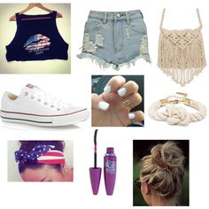 THE FORTH OF JULY OUTFIT