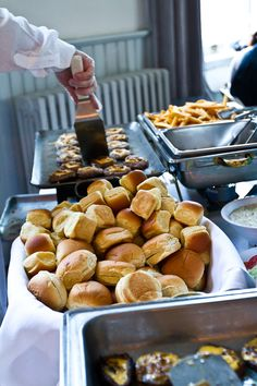 Wedding Buffet by Whitehouse Catering
