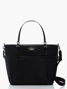 I'd love this for car, train, or plane trips! Kate Spade - Union Square Travel Clementine