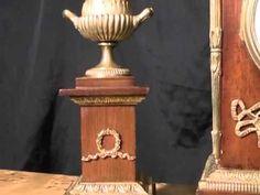 French Antique Clock Garniture Set    http://canonburyantiques.com/pages/cat_page_nc.php?titlecat=ARCHITECTURAL=