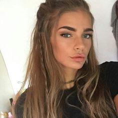 grafika fashion, girl, and long hair