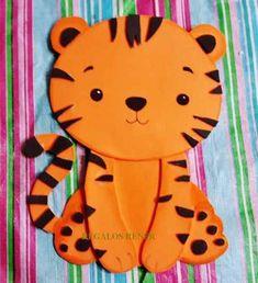 Hobbies Unlimited Portland Or Baby Shawer, Baby Kind, Safari Theme, Jungle Theme, Koala Craft, Zoo Preschool, Circus Crafts, Origami Animals, Jungle Party