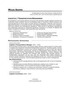 Example Of Military Resume Alluring Latestresume Latestresume On Pinterest
