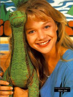 Ariana Richards by Bulkuforever on DeviantArt Jurassic Park Series, Jurassic Park 1993, Jurassic Park World, Child Actresses, Actors & Actresses, Jurrassic Park, Joe Johnston, Blockbuster Film, World Movies