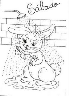 Sweethearts in Gingham Stitch Hot Iron Embroidery Transfers - Embroidery Design Guide Coloring For Kids, Coloring Books, Coloring Pages, Vintage Embroidery, Embroidery Patterns, Art Pages, Fabric Painting, Needlework, Bunny