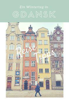 Gdansk, Polen: Eine winterliche Altstadt - mehr auf thehappyjetlagger.com