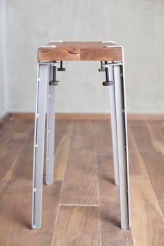 Huxley Legs 16 Clamping Table or Stool Legs by HuxleyDesignsCo