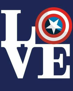 Love... and Captain America.