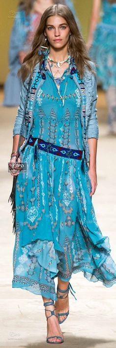 Etro Spring 2015-2016 RTW Collection