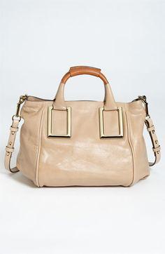 Chloé 'Ethel' Leather Satchel
