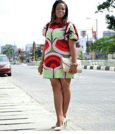 African Dresses for Women/ Ankara Dress/Ankara Style/ Ankara Dress/African Puff Sleeves/ Quality Ankara/ African Print/Ankara Styles Africain les robes pour les femmes / Style de robe/Ankara