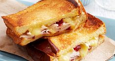 The best Turkey Brioche Toasties recipe you will ever find. Welcome to RecipesPlus, your premier destination for delicious and dreamy food inspiration. Steak Sandwich Recipes, Best Burger Recipe, Vegan Recipes Easy, Gourmet Recipes, Dessert Recipes, Toast Sandwich, Coconut Desserts, Peanut Butter Cookie Recipe, Pastry Recipes